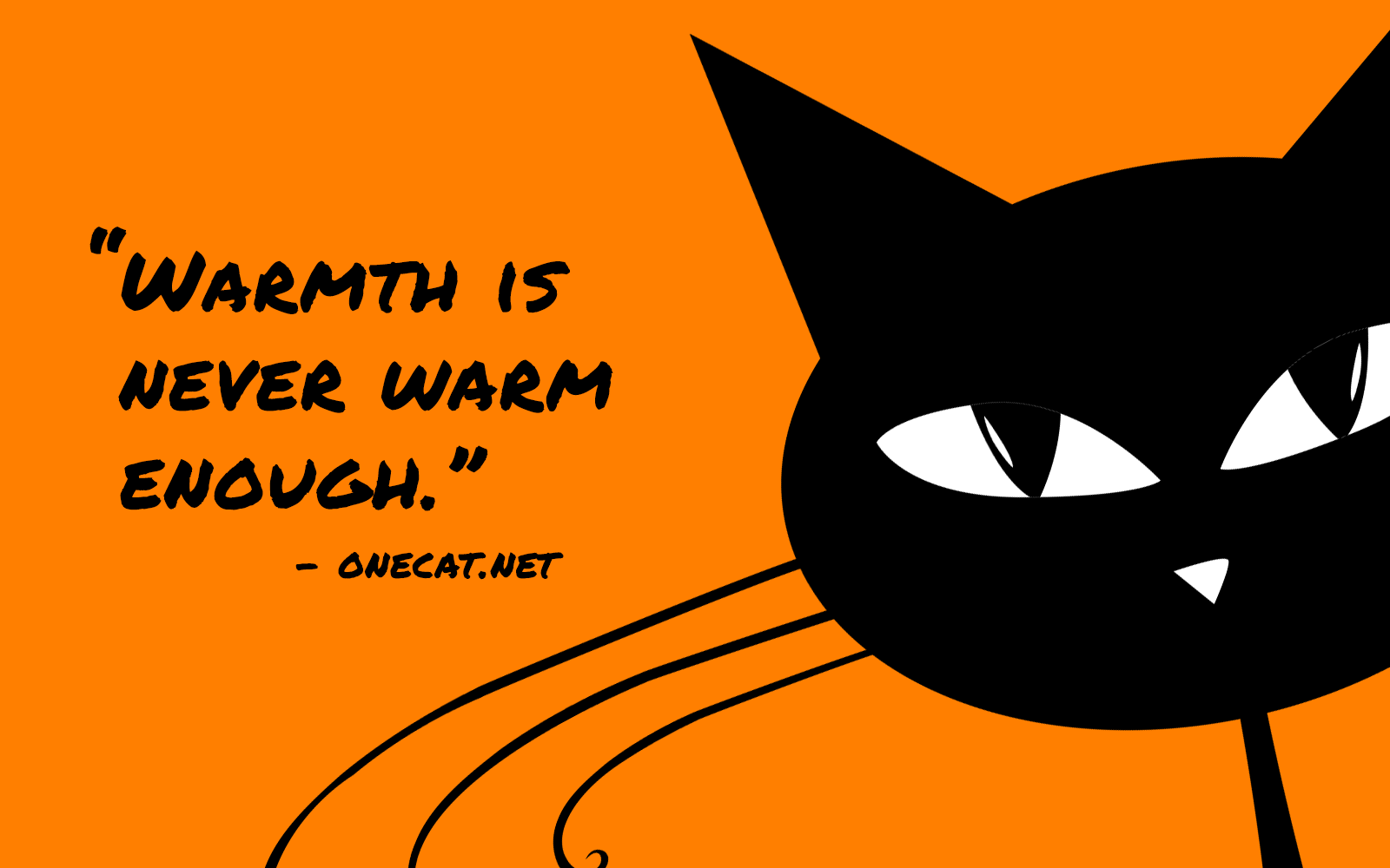 Cats Crave Warmth