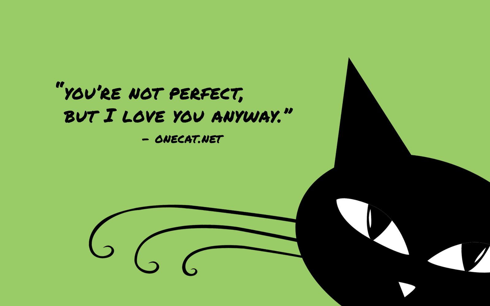 Your Cat Loves You